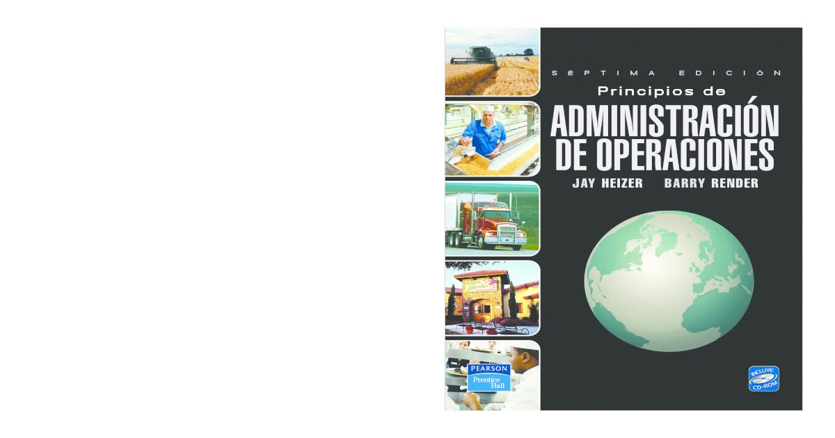 Heizer principios de administracin de operaciones 7 e - [PDF Document]