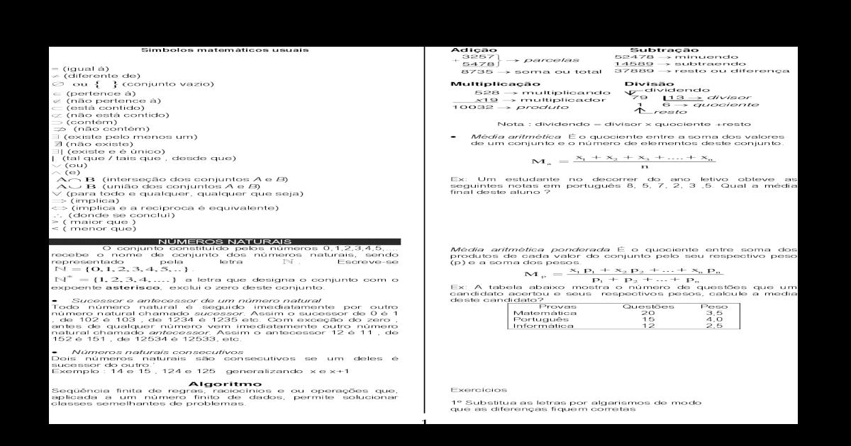 Matematica Basica Facil - [PDF Document]