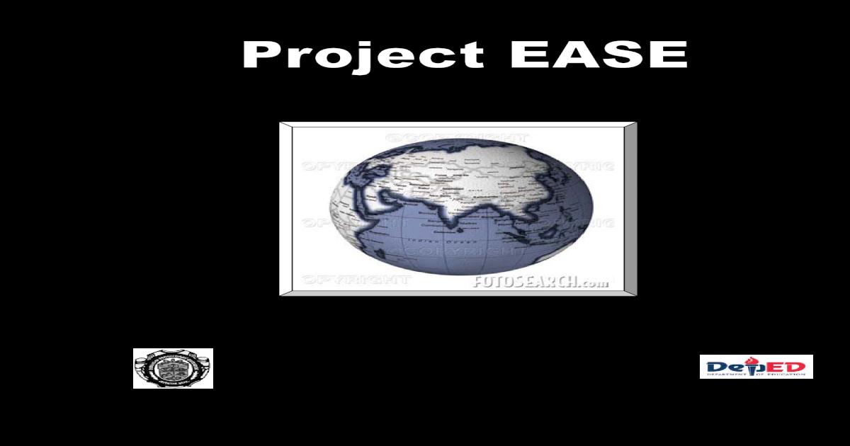 Aralin Panlipunan II Modyul 1 - Heograpiya Ng Asya - [PDF