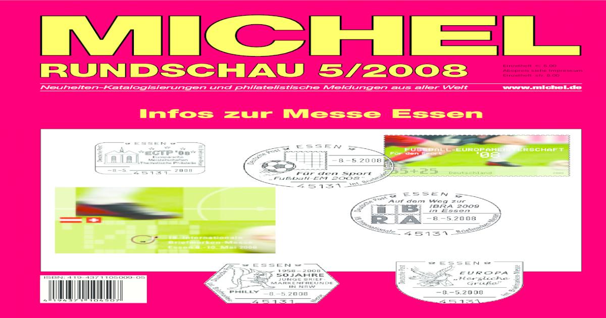 Diverse Philatelie Bund Lot Atm 2008-4 Tor/tower Gestempelt Auf Papier Automatenbriefmarken