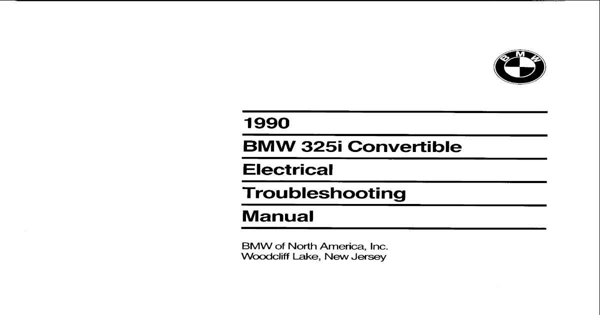 BMW e30 Kabelbaum-Schaltplan - [PDF Document]