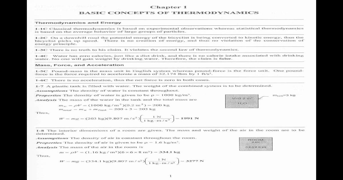 Solucionario Termodinamica Cengel Boles Pdf Document