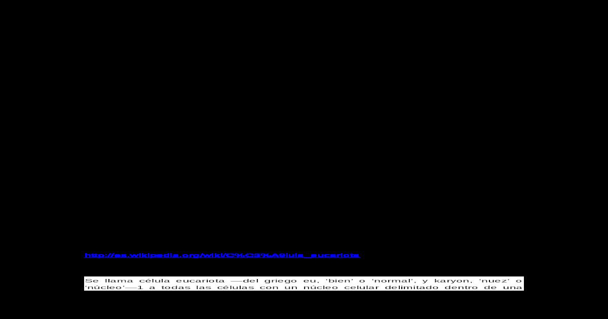 Anatomía y Fisiología de Las Células Procariotas - [DOCX Document]