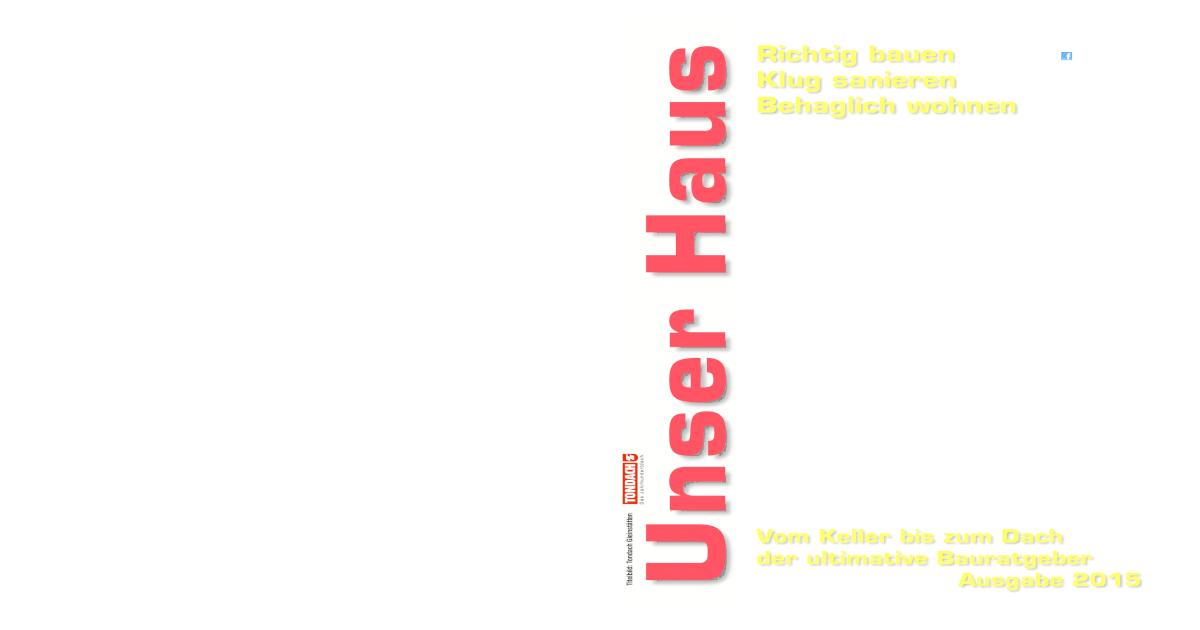 Unser Haus 2015 - [PDF Document]