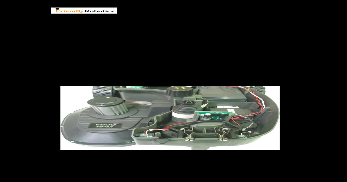 friendly robotics robomow rm510 service guide pdf document rh vdocuments mx