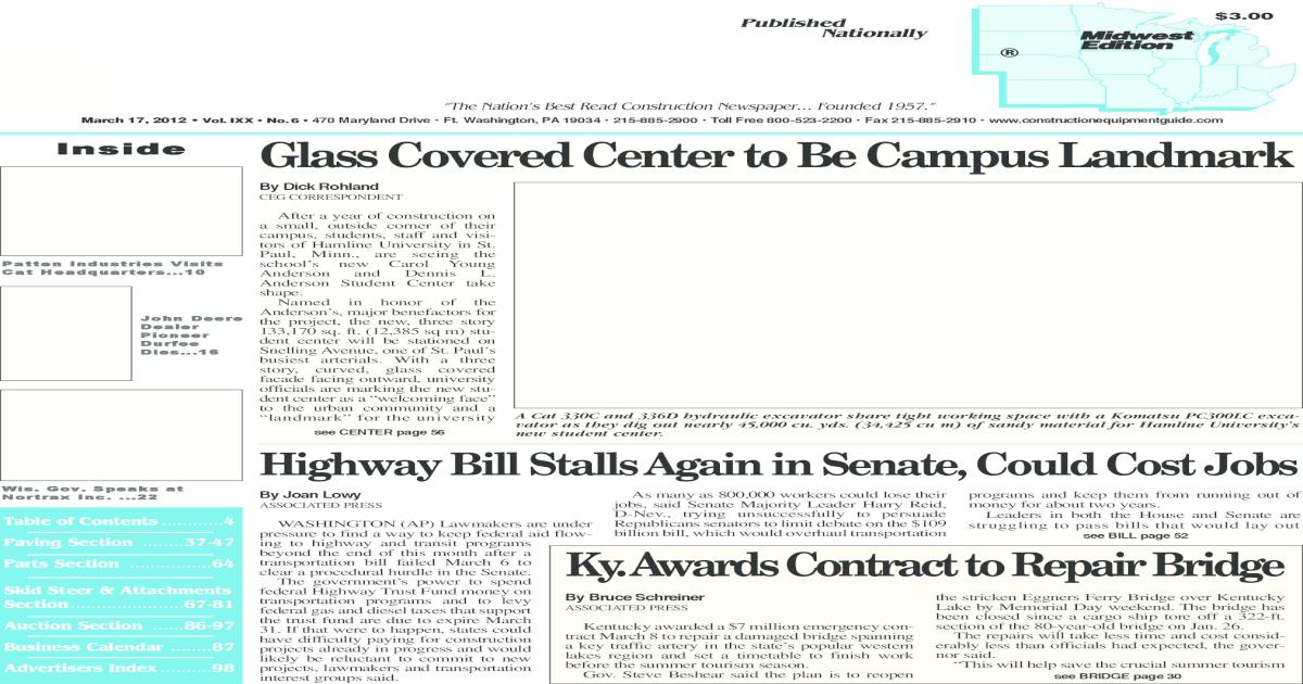 Midwest #6, 2012 - [PDF Document]
