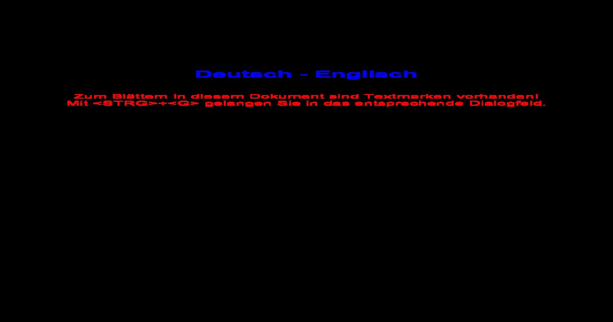 46306940 SAP Dictionary German English - [PDF Document]