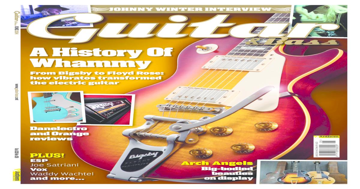 Guitar bass 2014 06 pdf document fandeluxe Gallery