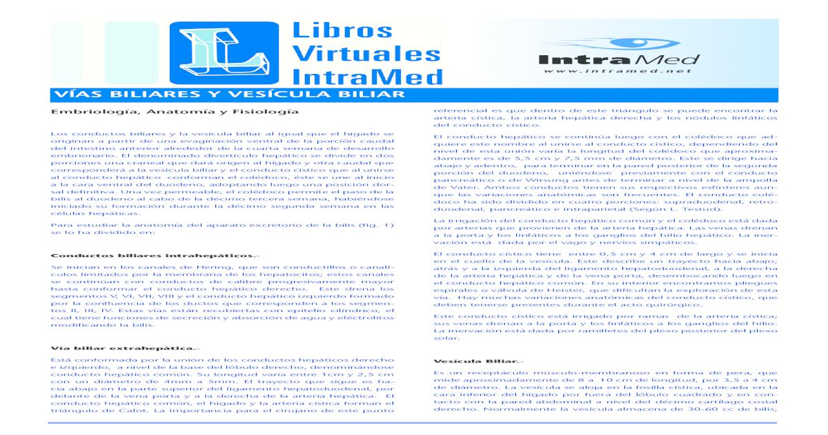 vias biliares y vesicula biliar - [PDF Document]