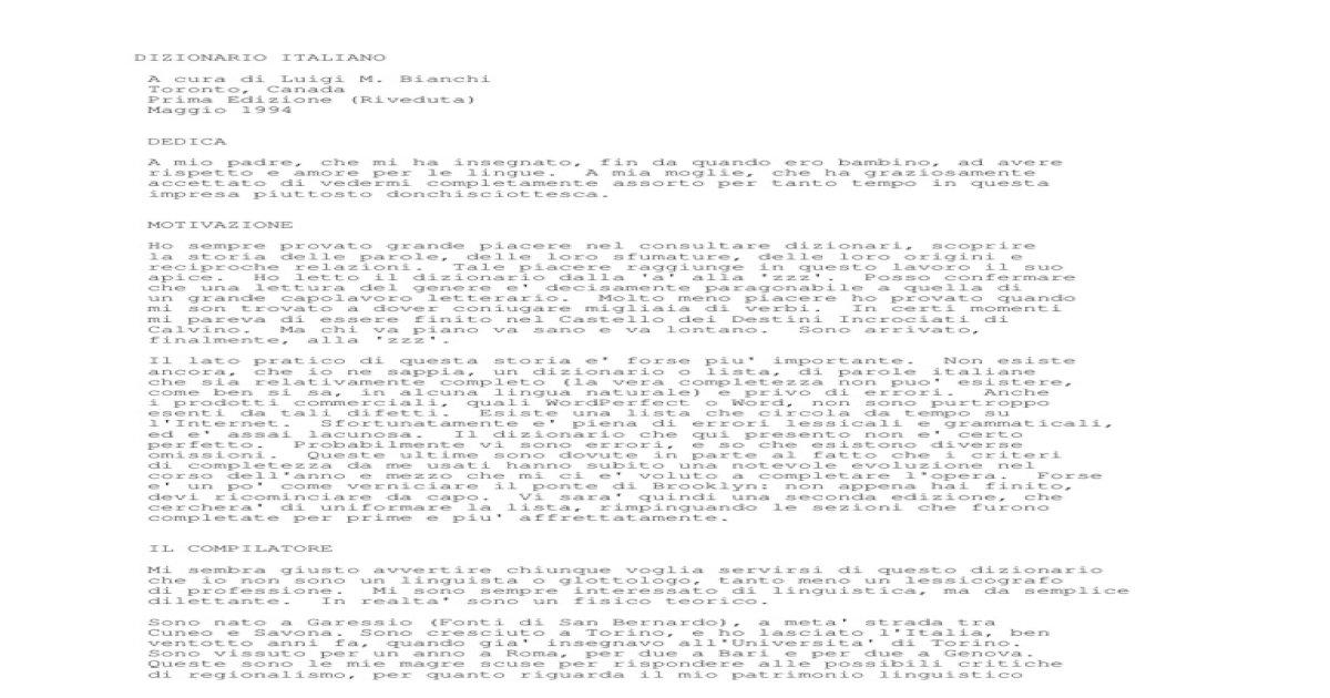 Luigi m bianchi dizionario italiano dei termini txt txt luigi m bianchi dizionario italiano dei termini txt txt document fandeluxe Images