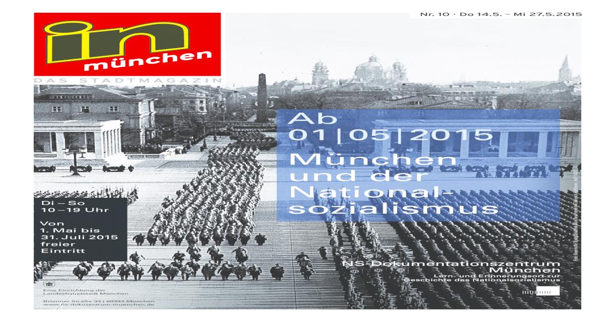 in münchen Ausgabe 10/2015 - [PDF Document]