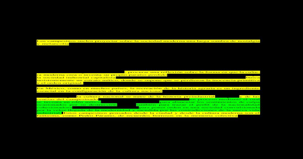 El Edén Subvertido, de Roger Bartra - [DOC Document]