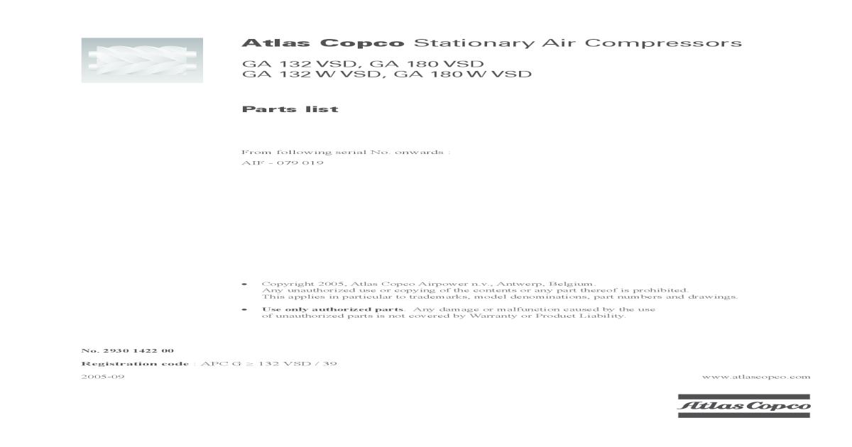 Atlas copco ga 37 manual array manual atlas copco ga 180 vsd ebook rh manual atlas copco ga 180 vsd fandeluxe Images