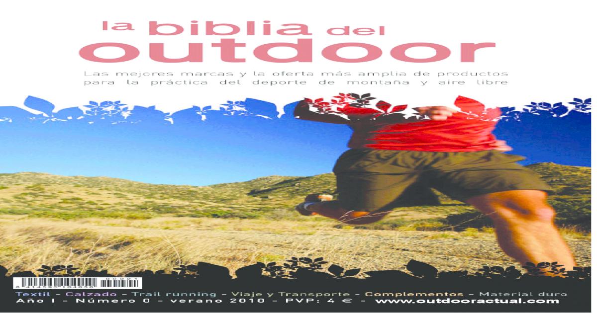 97cad0ab0c La Biblia del Outdoor - [PDF Document]