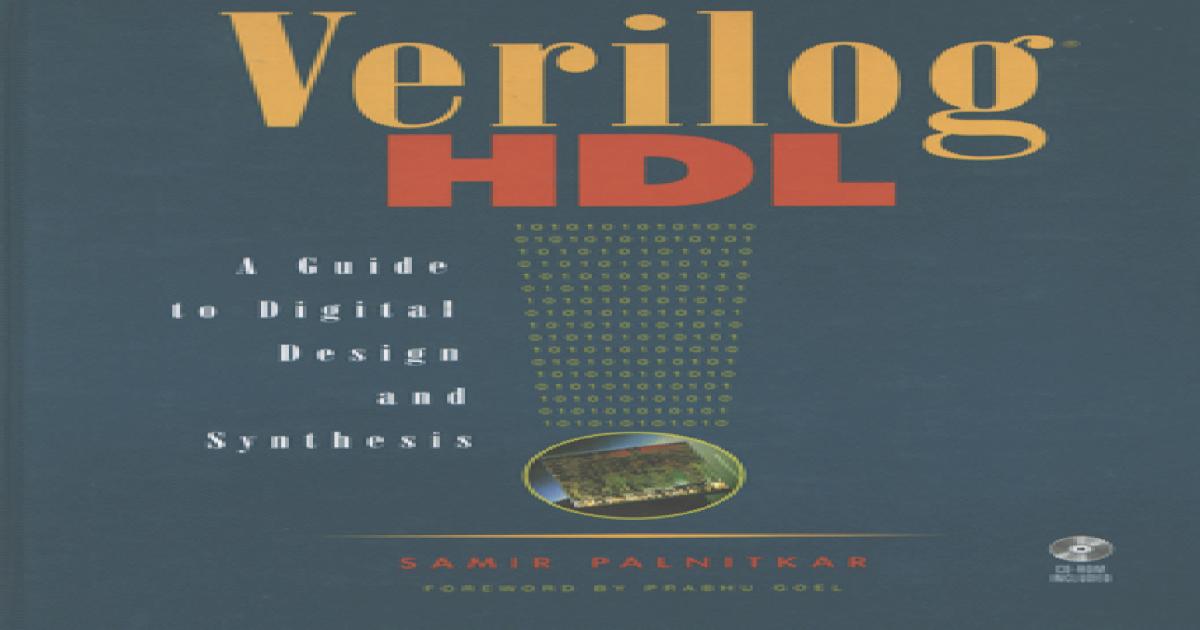Samir Palnitkar Verilog Hdl Solution Manual Pdf