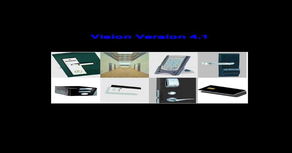 Vision Manual - [PDF Document]