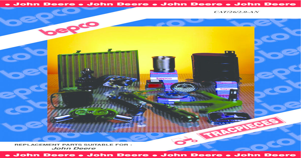 A And I L111148 Belt Fan For John Deere Tractor
