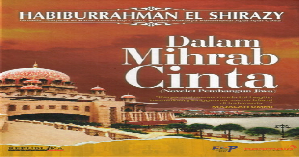 Mihrab roman pdf dalam cinta