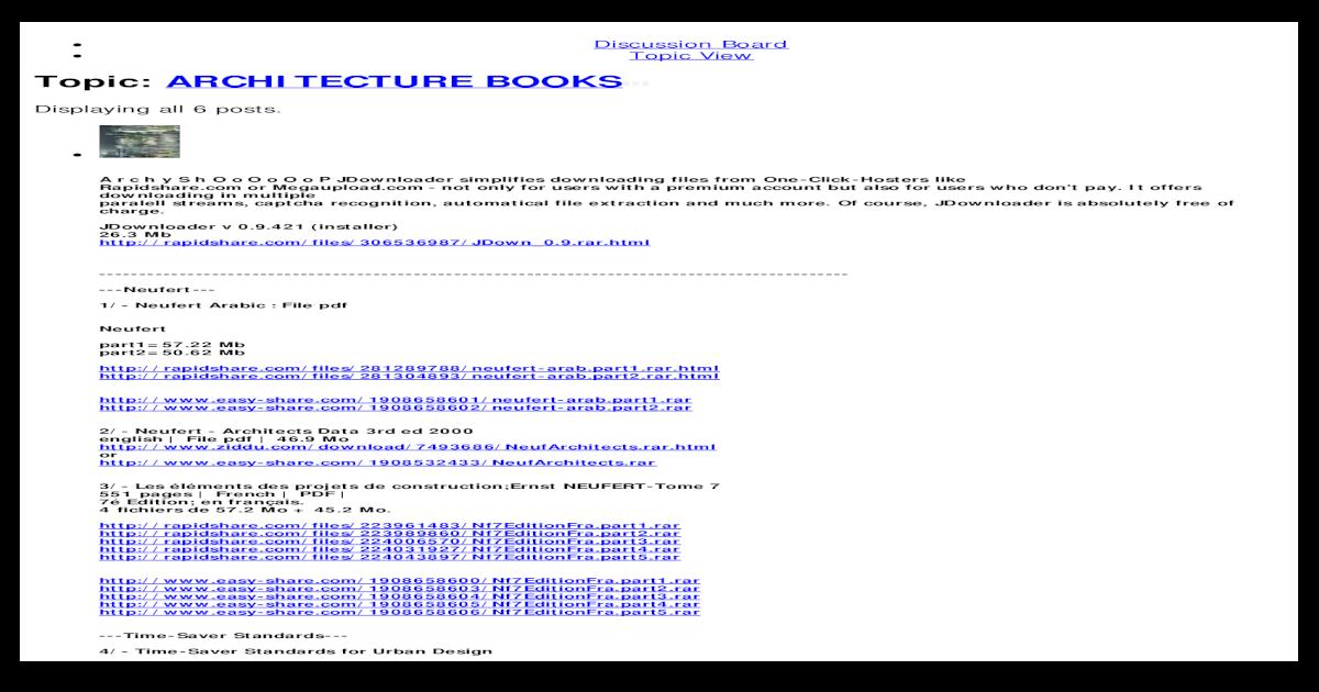 Architecture Books Download Index Pdf Document