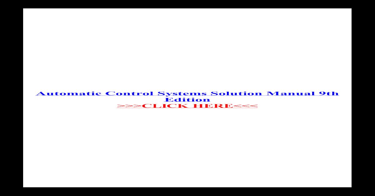 Control hasan book pdf system saeed