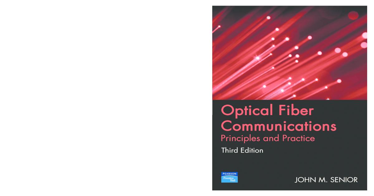 Gerd Keiser Optical Fiber Communications 3rd Edition Pdf