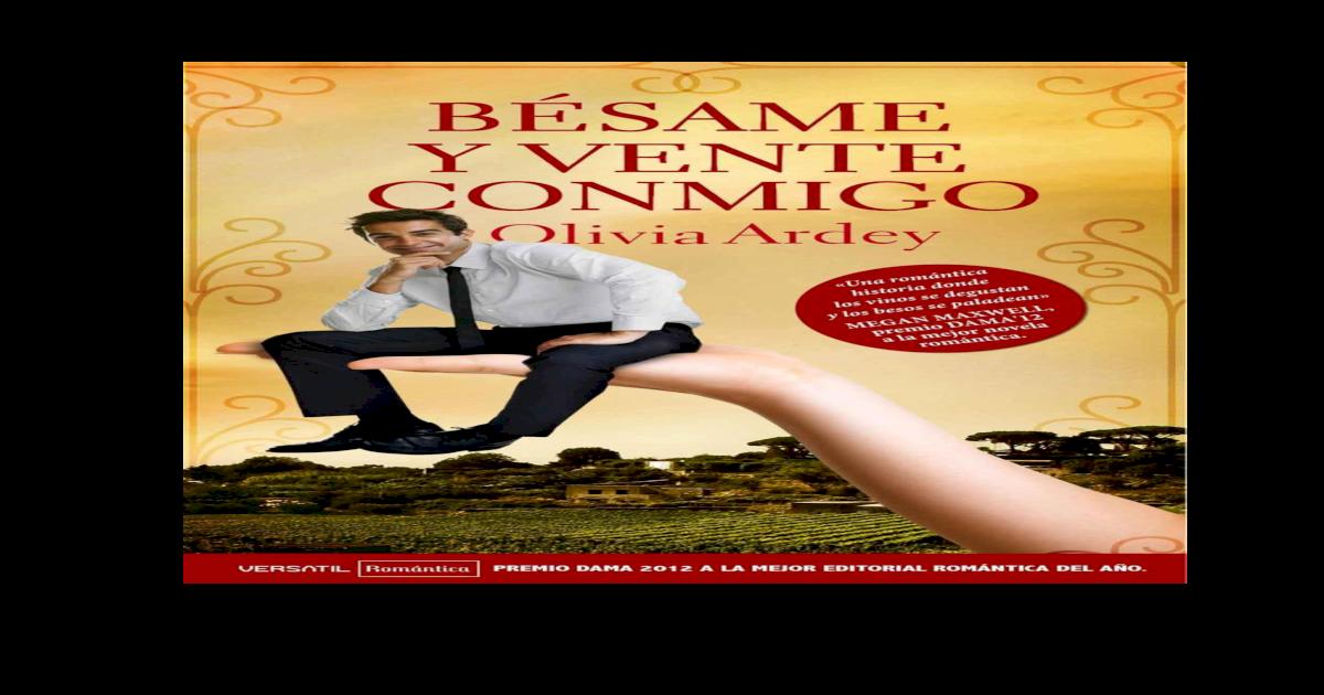 Olivia Ardey - Besame y Vente Conmigo -  PDF Document  ee2f324abcb