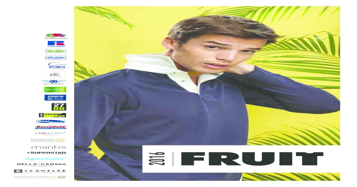 87eca552 Fruit katalog 2016 NO - [PDF Document]