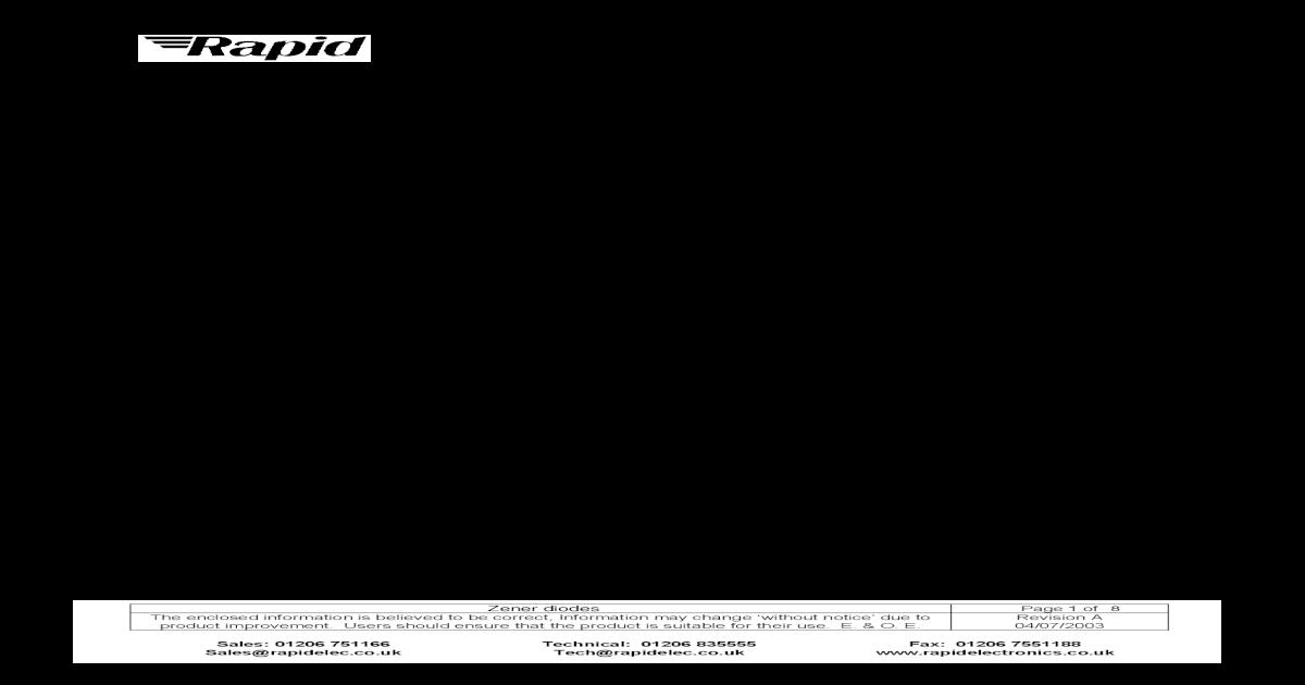 25x Z-Diodo 2,7 VOLT//0,5 Watt bzx55c2v7 Zener