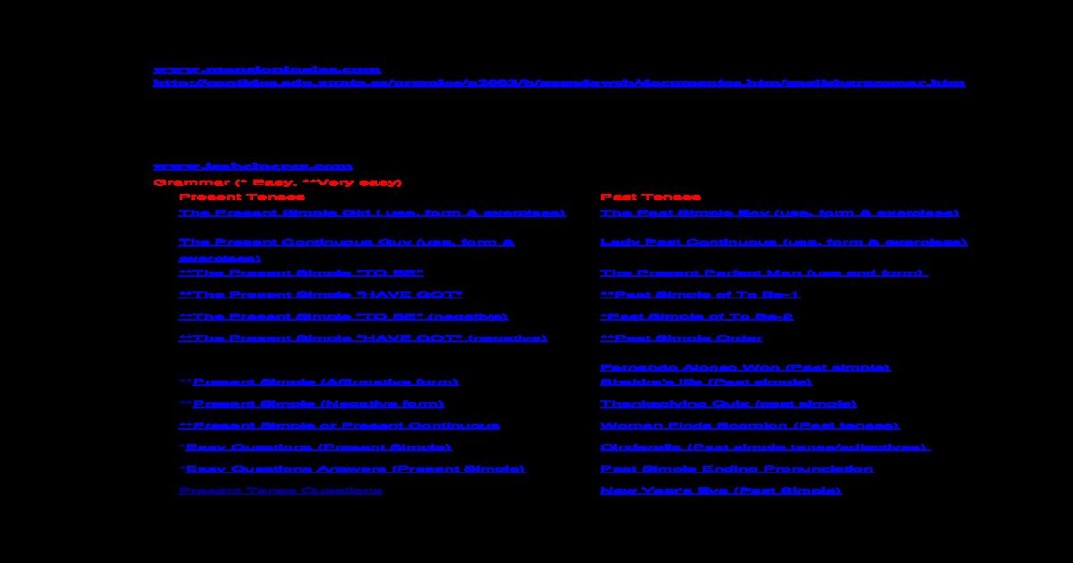 GRAMMAR - edu xunta  ? 344 exercises to enlarge and reinforce