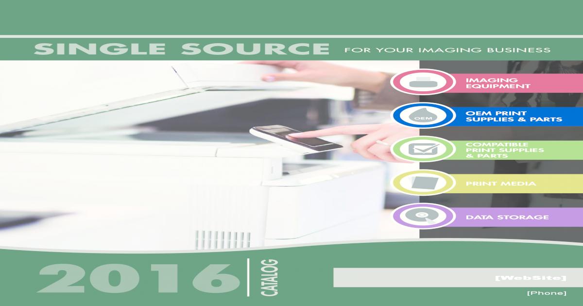 2016 Consumer Full Line Catalog - [PDF Document]