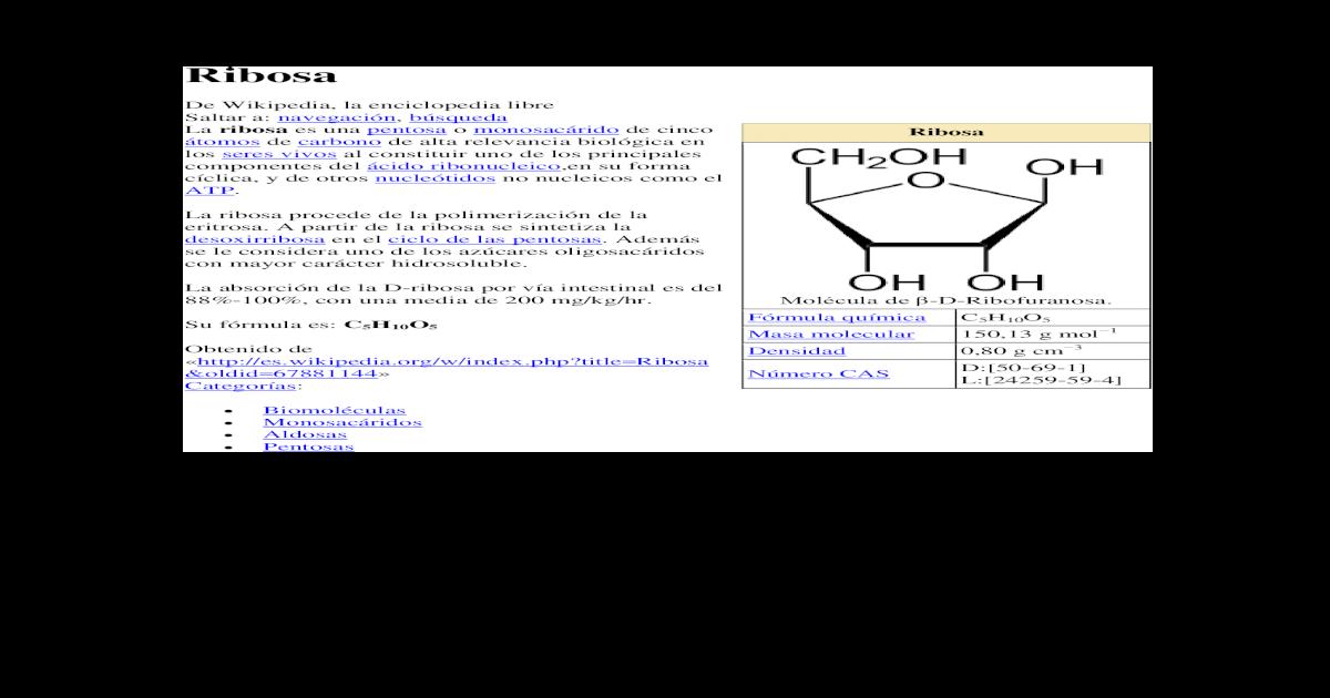 Ribosa Pdf Document