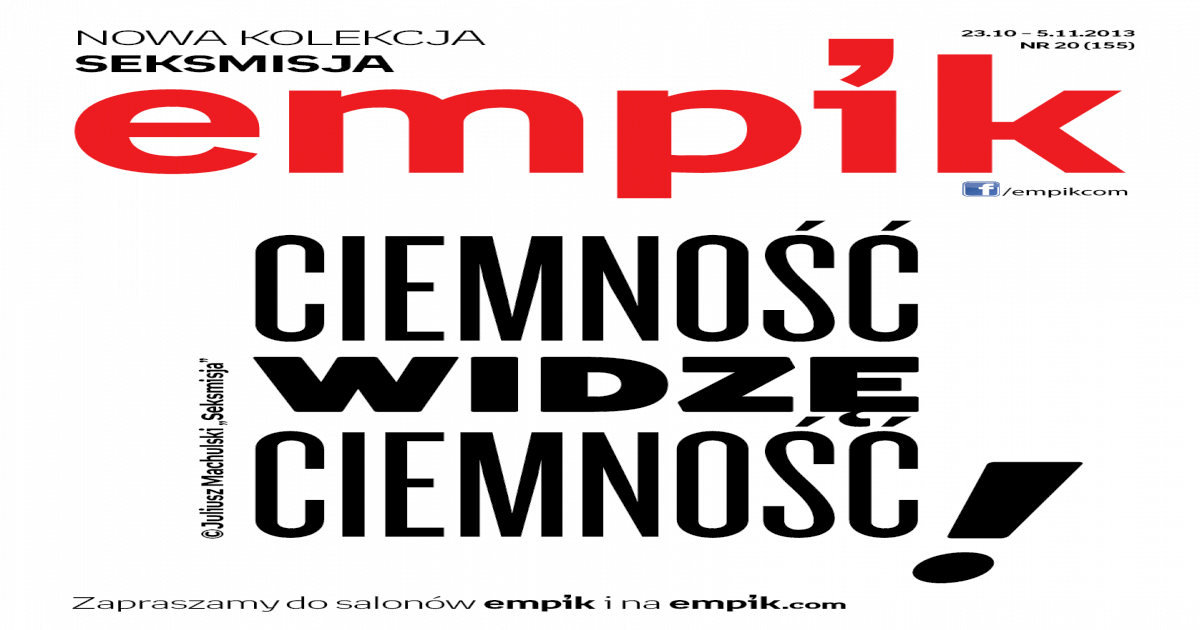 Magazyn Empik Lifestyle Nr 20 2013 Pdf Document