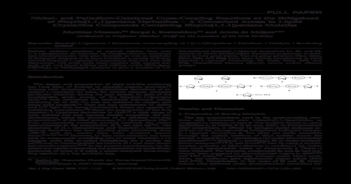 kup tanio znana marka specjalne wyprzedaże Nickel- and Palladium-Catalyzed Cross-Coupling Reactions at ...