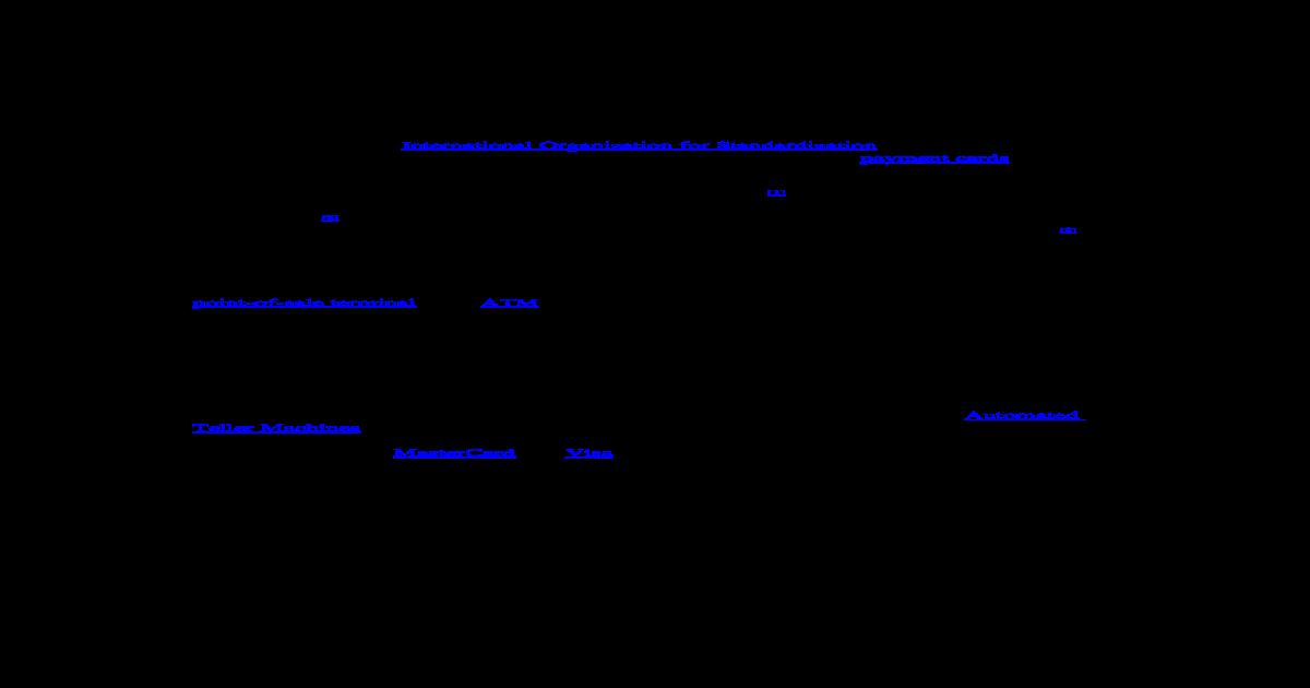 Iso 8583 Bitmap Example