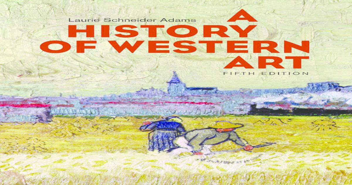 febb1512ef Adams L. - History of Western Art -  PDF Document