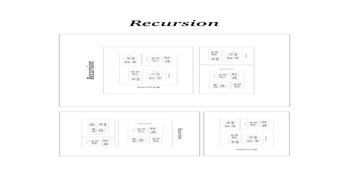 1 Recursion - [PDF Document]