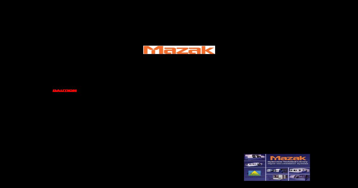 Mazatrol Fusion 640MT-Pro_Integrex-100~400MkIII Series