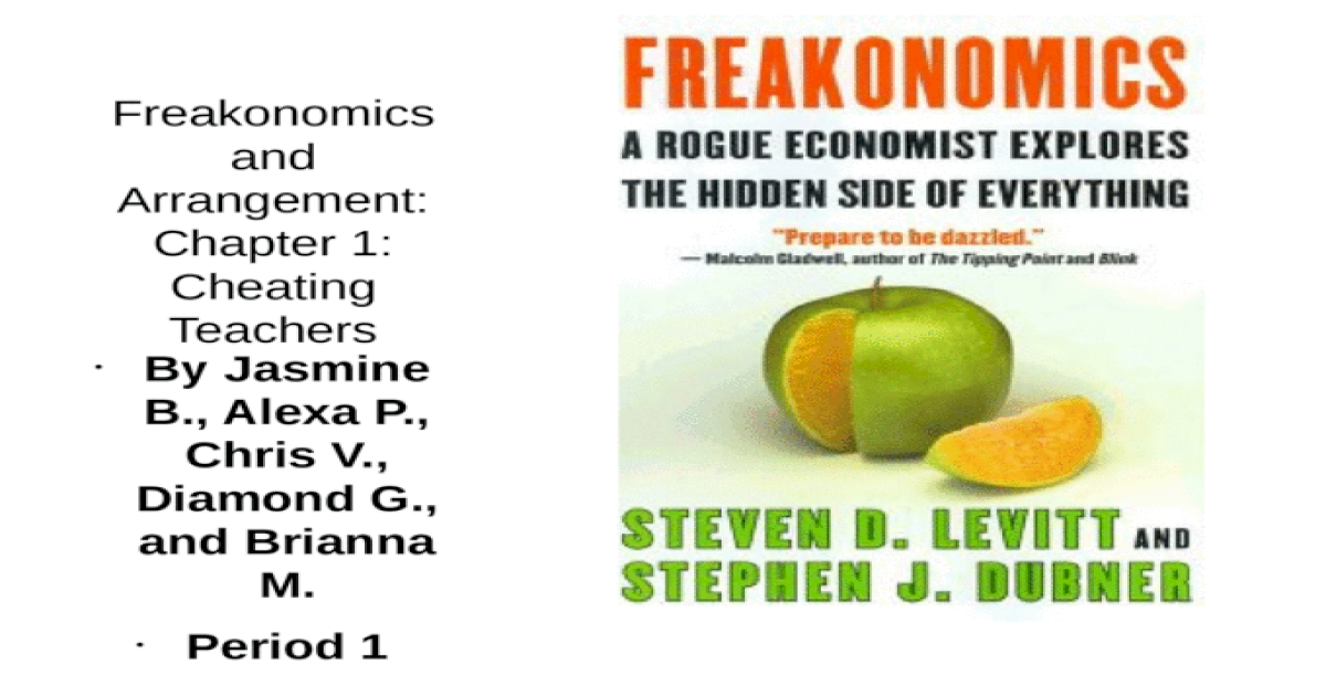 Freakonomics Essay - Words