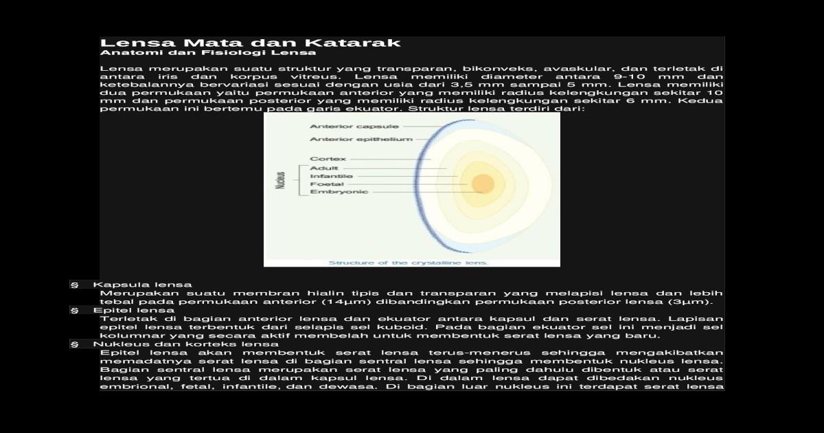 Ebook Leaflet Katarak