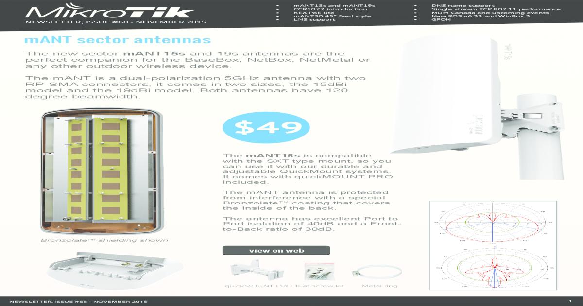 MIKROTIK PRODUCTOS2015 - [PDF Document]