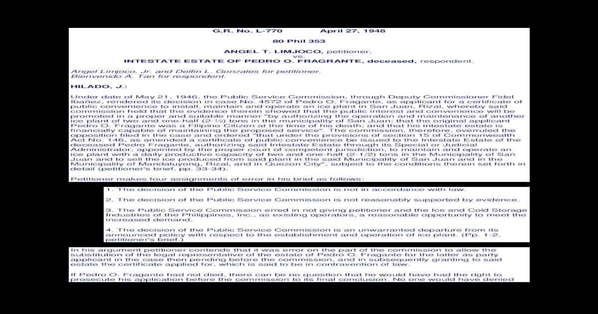 Succession Full Cases Pdf Document