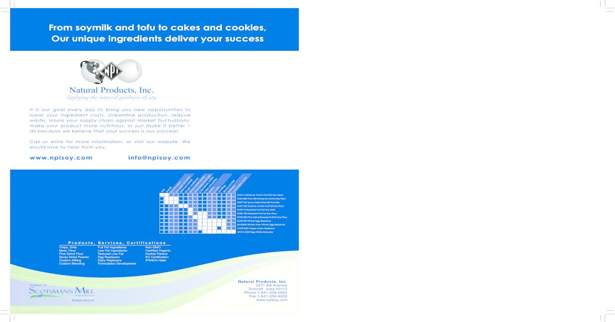 Soya & Oilseed Bluebook 2012 Vip Vip - [PDF Document]