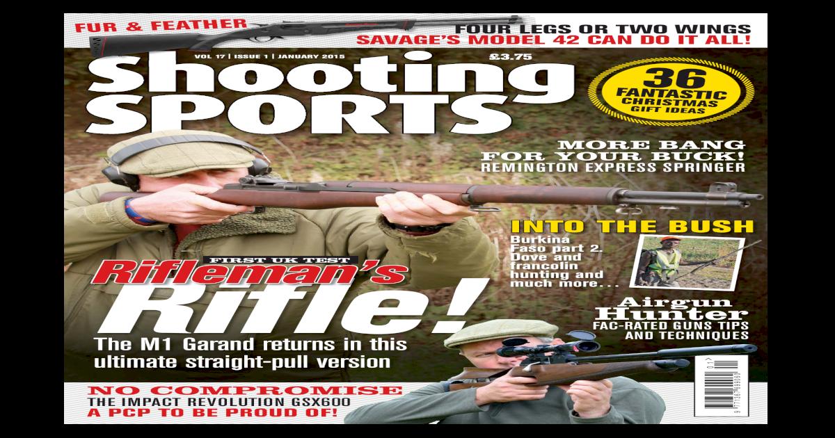 Shooting Sports - January 2015 - [PDF Document]