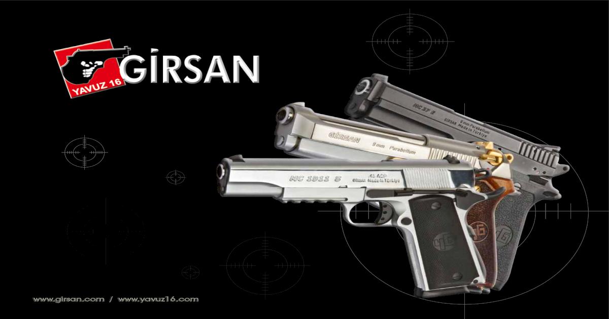Girsan Prestige Catalog - [PDF Document]