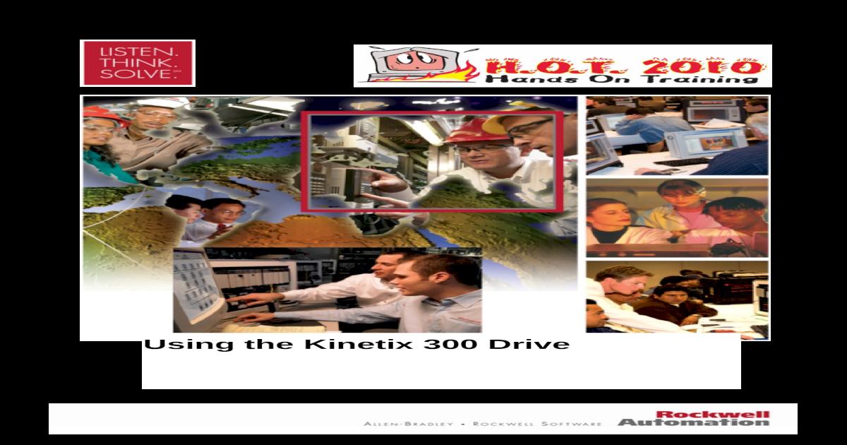 Kinetix 5700 Fault List