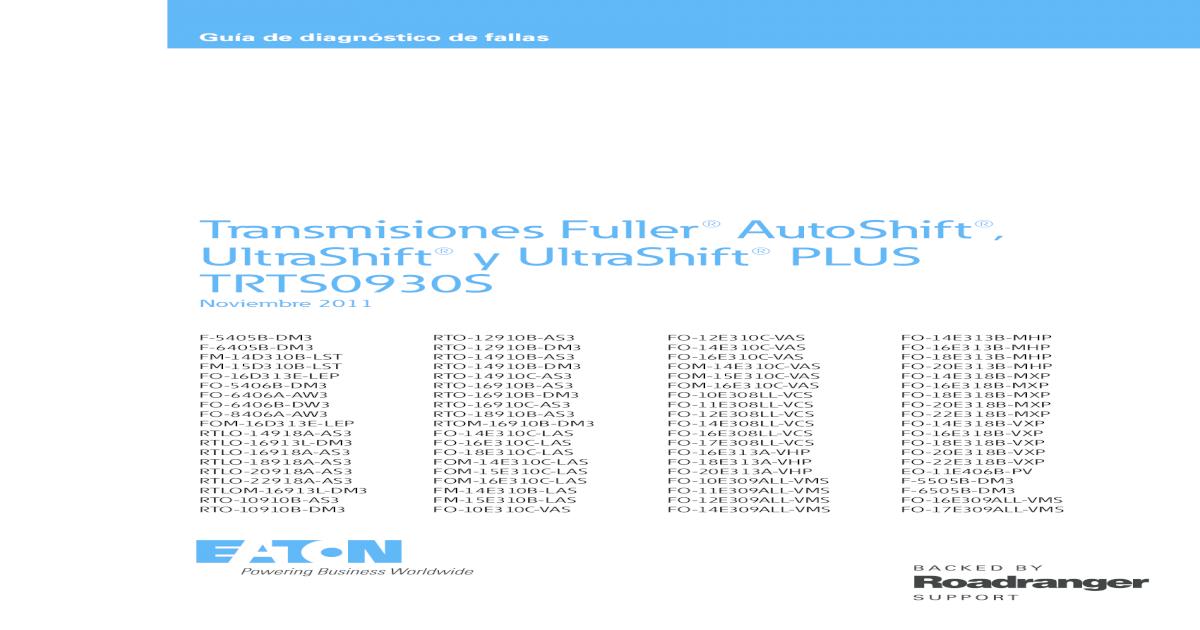 Codigo de Fallas Autoship - [PDF Document]