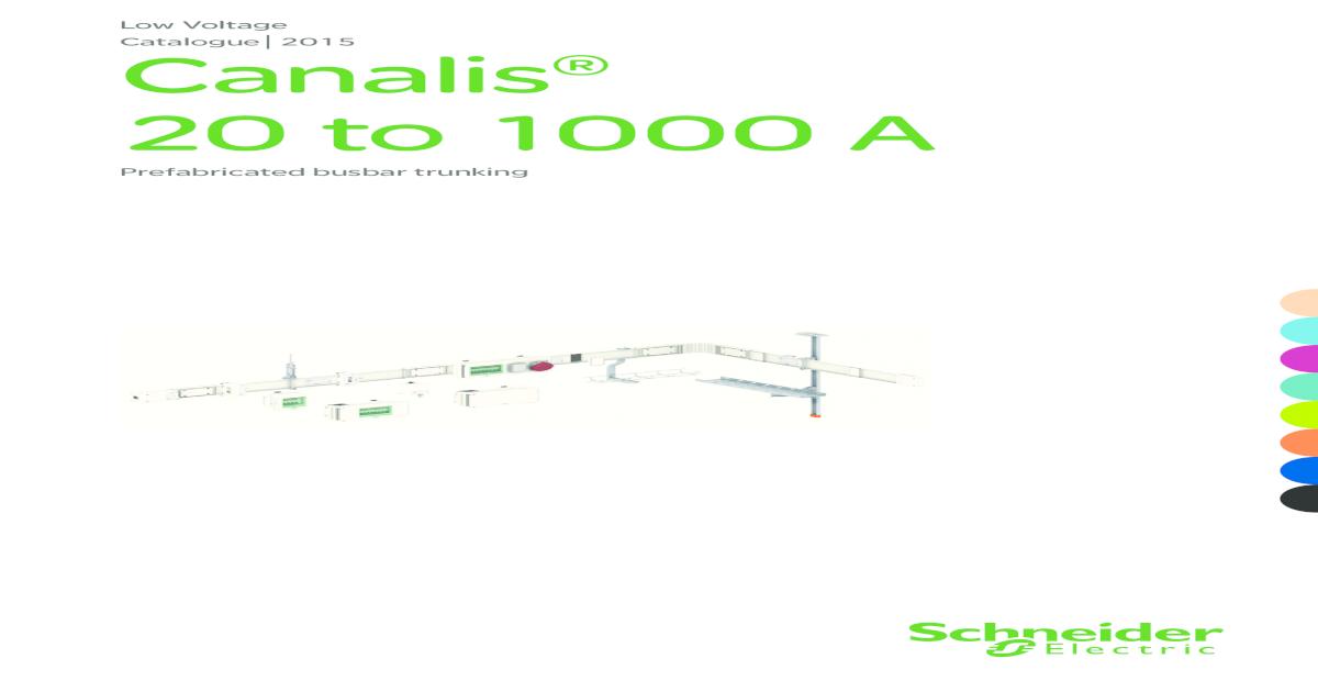 Manual Y Catalogo Del Electricista Schneider Electric Ebook