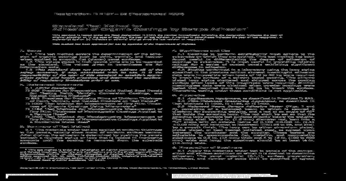 ASTM D 2197 - [PDF Document]