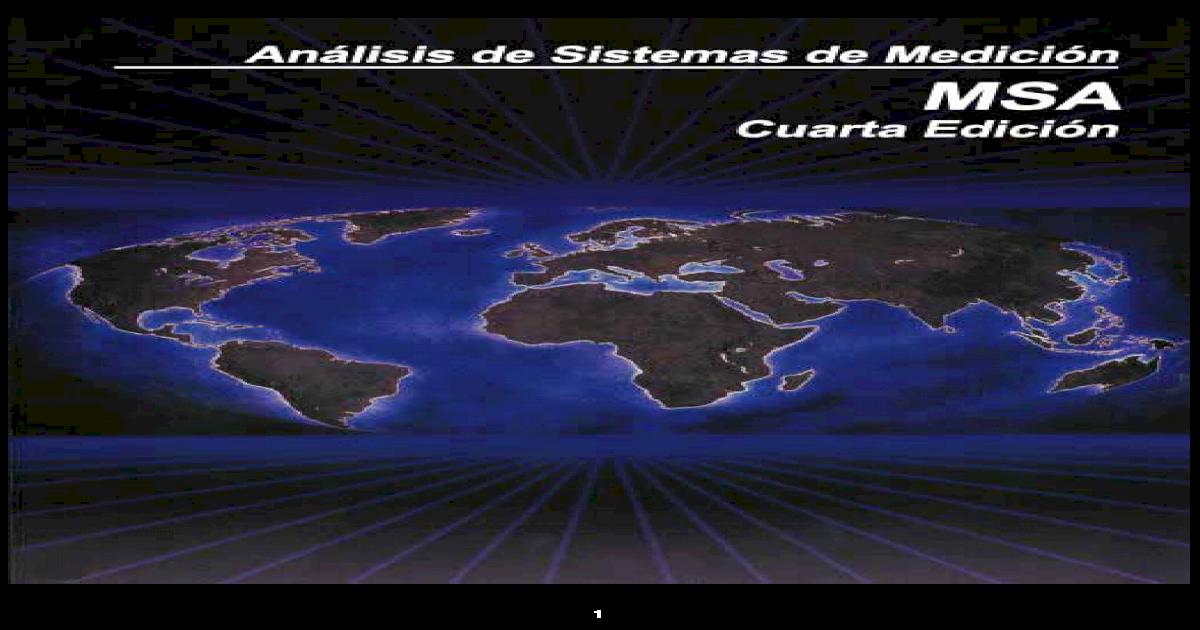 manual msa 4.2010 español pdf