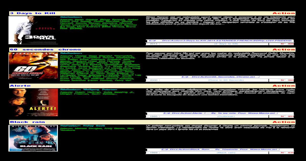 DivX catalog (par genre) -  PDF Document  802e63c62b05